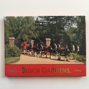 Other - Bush Gardens prints 12 cards 1991